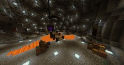 Mine Nether Hub Minecraft Map & Project
