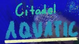 Citadel Aquatic Minecraft Map & Project