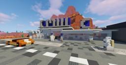 CMW Car Dealer Minecraft Map & Project