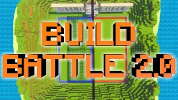 BuildBattle 2.0 Minecraft Map & Project