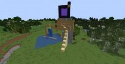 World's Worst Minecraft House Minecraft Map & Project