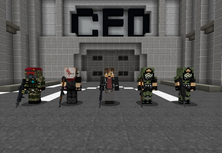 New Faction ! Chaos Insurgency