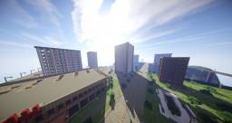 Pokrov Soviet city Update #5 Minecraft Map & Project