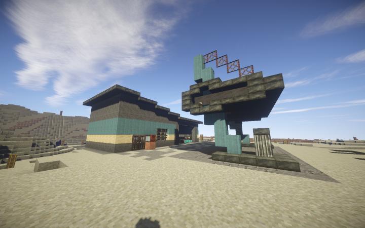 Poseidon Gas Station