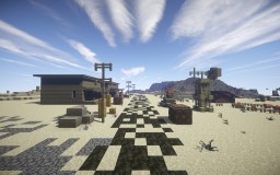 Goodsprings from Fallout: New Vegas Minecraft Map & Project