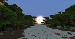 High Jungle Canopy, Tree Set Minecraft Map & Project
