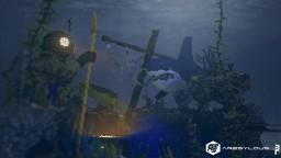 Underwater Treasure Minecraft Map & Project