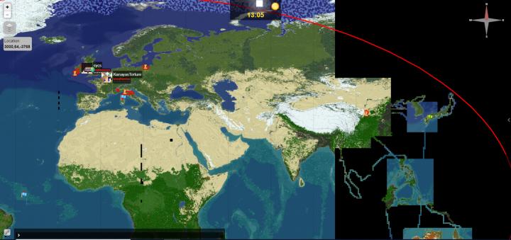 Legacy Earth Minecraft Server
