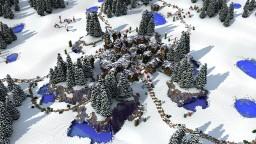 FALLEN KINGDOMS VIII Minecraft Map & Project