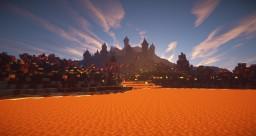Survival Spawn Halloween Minecraft Map & Project