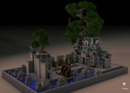 Fortress HUB Minecraft Map & Project