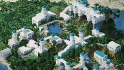 Lunaris Village Minecraft Map & Project