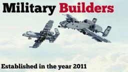 Military Builders Minecraft Server