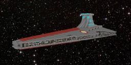 Venator-class Star Destroyer Minecraft Map & Project