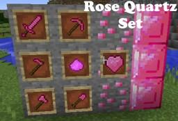 Rose Quartz (Ore + Tools) (1.12.2) Minecraft Mod