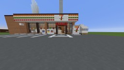 7 Eleven Minecraft Map & Project
