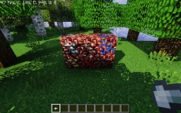 Inter Dimensional Ores Minecraft Mod
