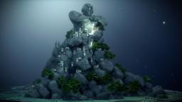 Ágalma Isle - Greek Statue Island Minecraft Map & Project