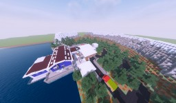 Arctic - A CS:GO inspired map. Minecraft Map & Project