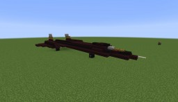 Lockheed SR-71 Blackbird   1:1 Scale Replica Minecraft Map & Project