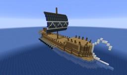 Liburna - a Roman warship Minecraft Map & Project