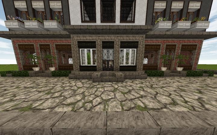 Shop entrances