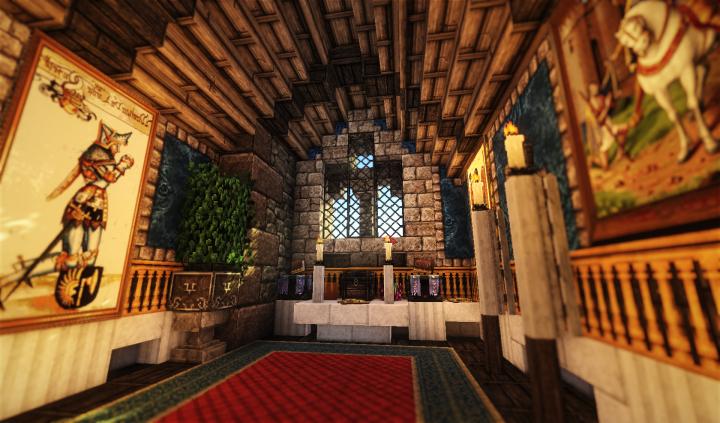 Ravenspire Chapel