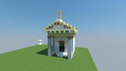 AC Origins small grey temple variation Minecraft Map & Project