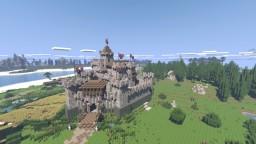 Caste Wetstone Minecraft Map & Project