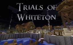 Trials of Whiteton - RPG Adventure Map Minecraft Map & Project