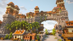 The City of Corona | Plot Build + Download Minecraft Map & Project