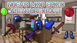 ADVENTURECRAFT MODS PARA MINECRAFT 1.12.2 Minecraft Mod