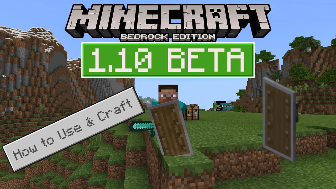 How to Use & Craft: Shields in Minecraft Bedrock Minecraft Blog