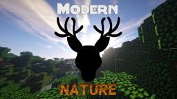 Modern Nature Mod Minecraft Mod