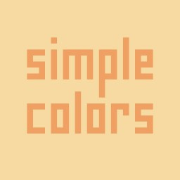 Simple Colors 1.13 Minecraft Texture Pack