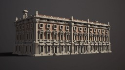 Public Palace (Rome/italian style) Minecraft Map & Project