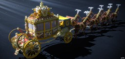 Carriage for coronation of Charles X Minecraft Map & Project