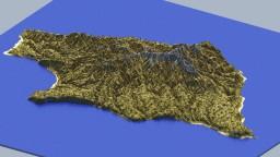 Santa Rosa (Camping/Fishing/Hiking!) Minecraft Map & Project