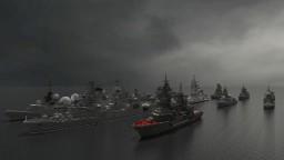 Nagi January fleet (Fix-up) + download Minecraft Map & Project