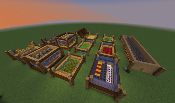 Modular farm system