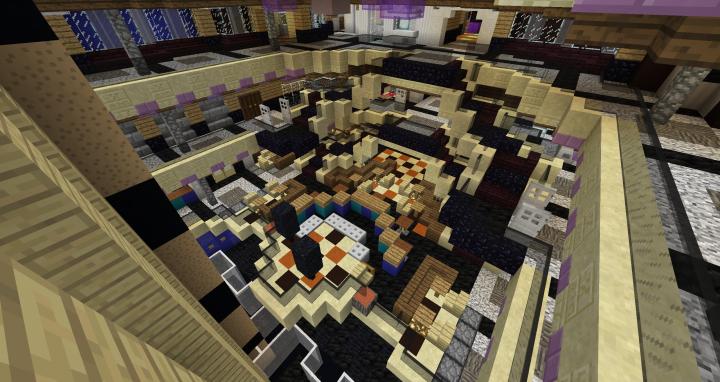 The Capitol Atrium