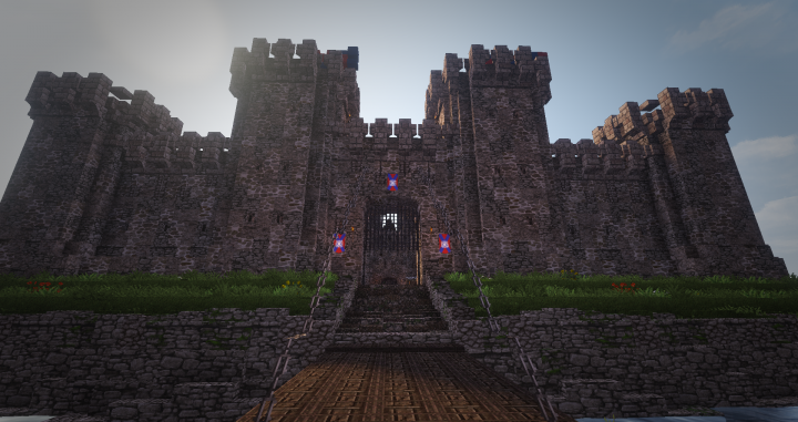 Outer gate
