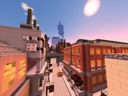 City-17 beta 2003 Minecraft Map & Project