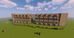 Random Medieval Build Minecraft Map & Project