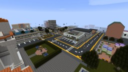 rp_paralake_v4 - Minecraft Roleplay Map based on Garry's Mod's rp_paralake_v4 Minecraft Map & Project