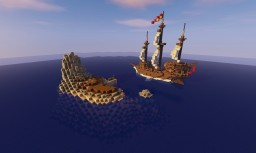 Treasure Island Minecraft Map & Project