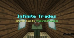 Infinite Trades - No Villager Trading Limits! (1.13-1.13.2) Minecraft Data Pack