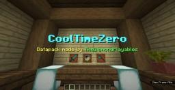 CoolTimeZero - No Cooldown Time!  (1.13-1.13.2) Minecraft Data Pack