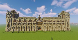Medieval Build Spawn - Updated Minecraft Map & Project
