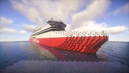 Superfast Ferry  [+Download] Minecraft Map & Project